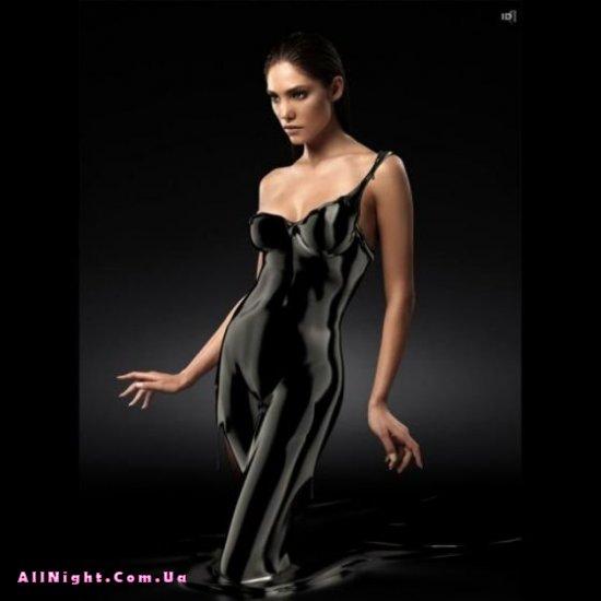 Тающее платье (6 фото)