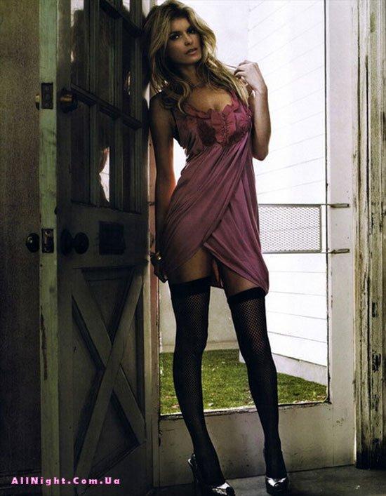 Мариса Миллер специально для Malibu (6 фото)