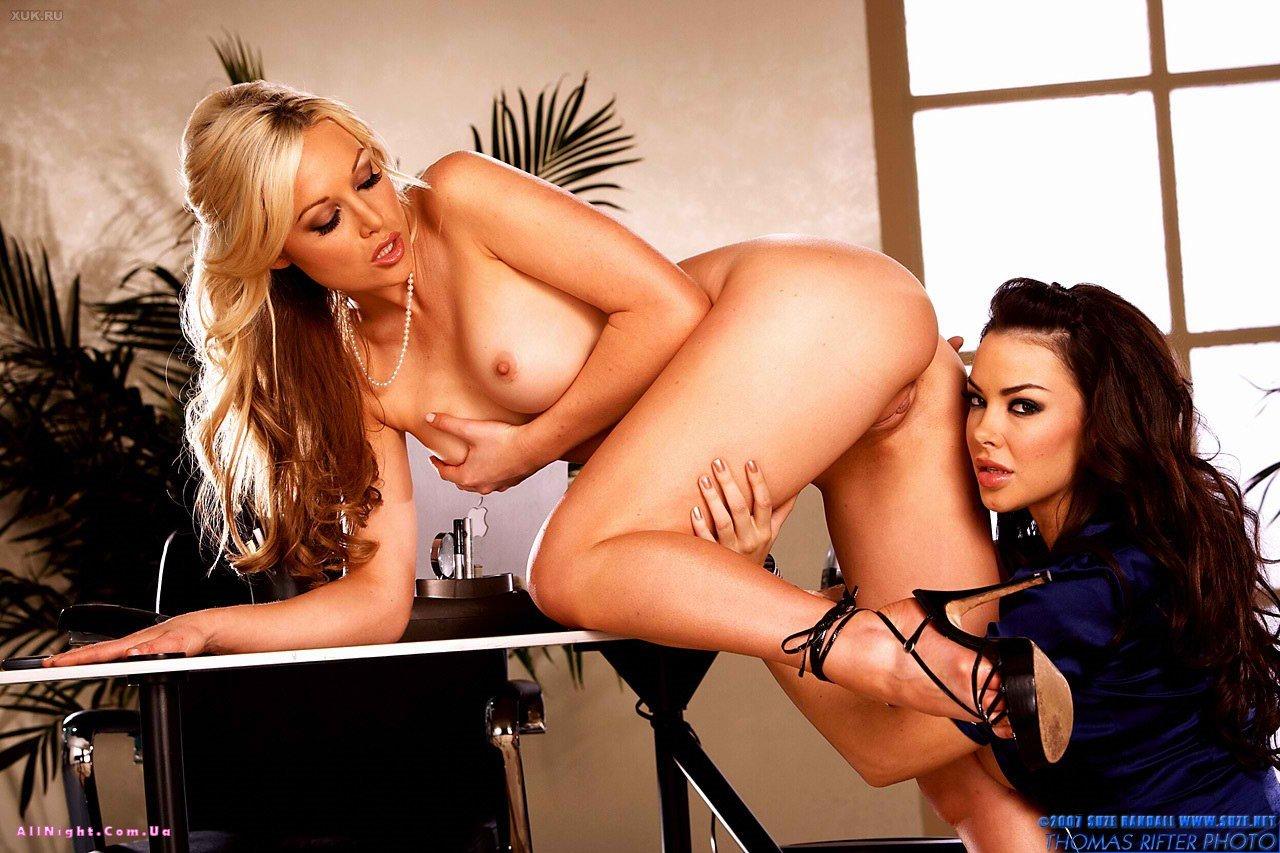 Элитные лесбиянки секретарши