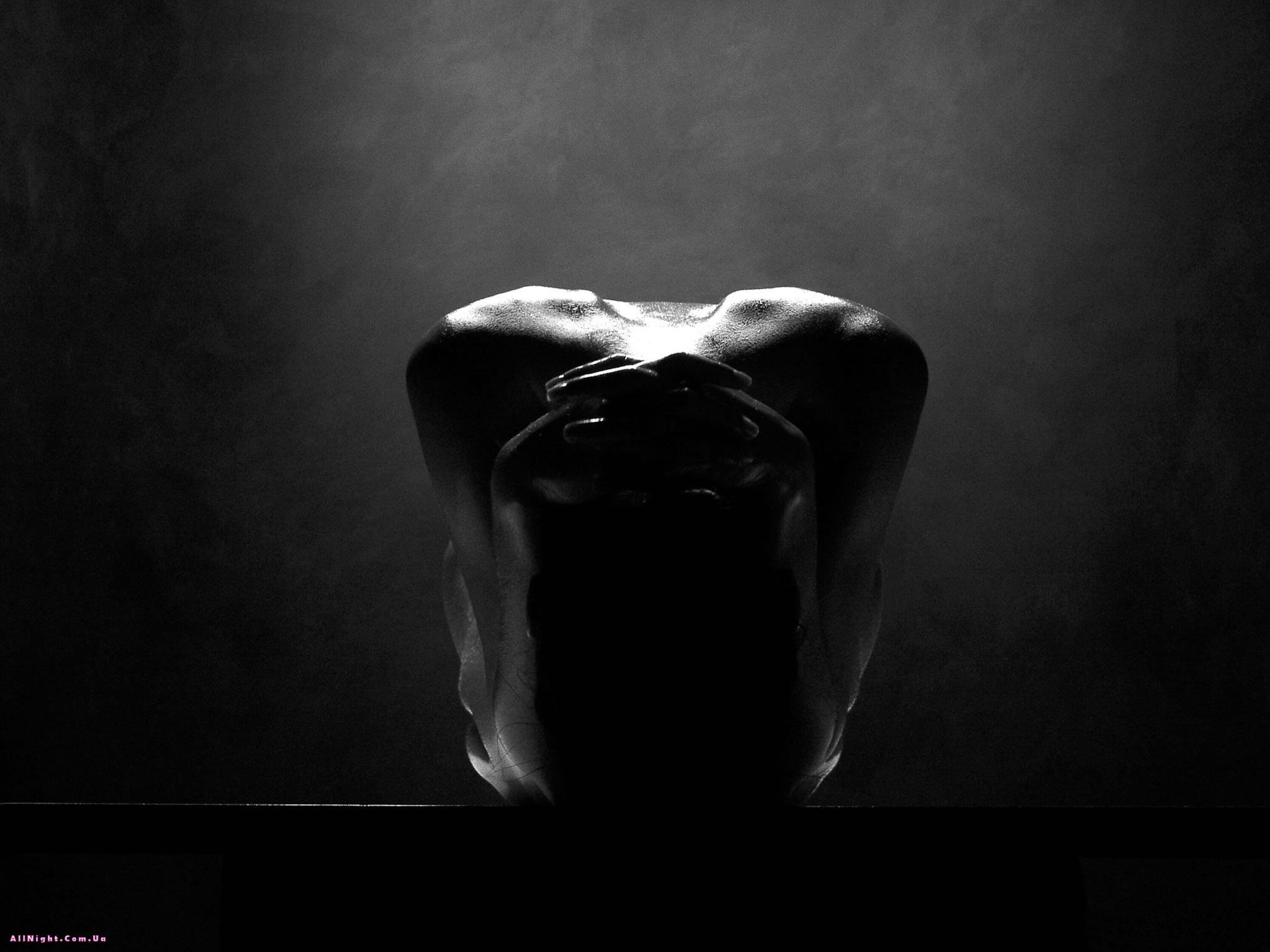 Эротическое фото черно белое классика 7 фотография