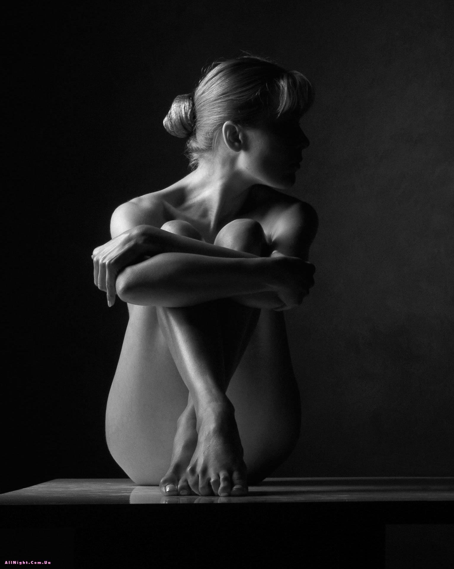 Эротическое искусство чёрно белое фото женщин 5 фотография