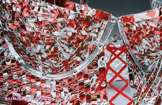В алюминевых трусах (9 фото)