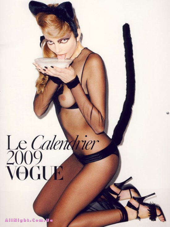 Календарь Vogue (15 фото)