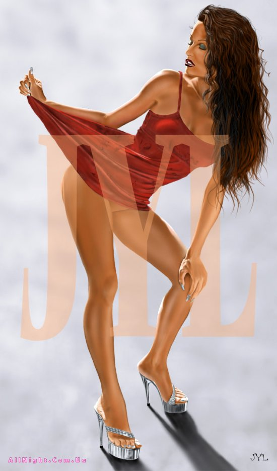 Эротические картинки от Jyl (26 фото)