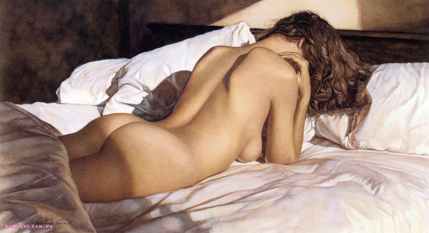Красивые Обнаженные Женщины Картины