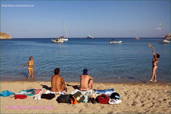 Миконос, Супер-Парадайз (15 фото)