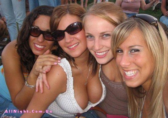 Девушки (40 фото)