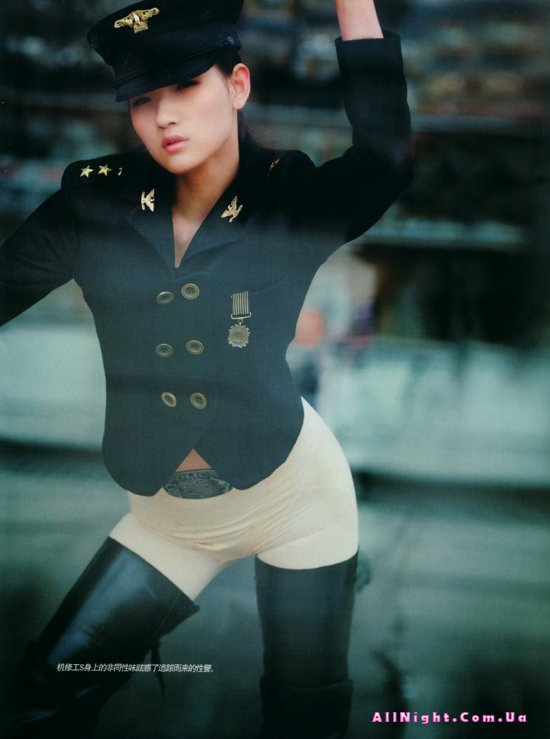 Chen Zhun для FHM (46 фото)