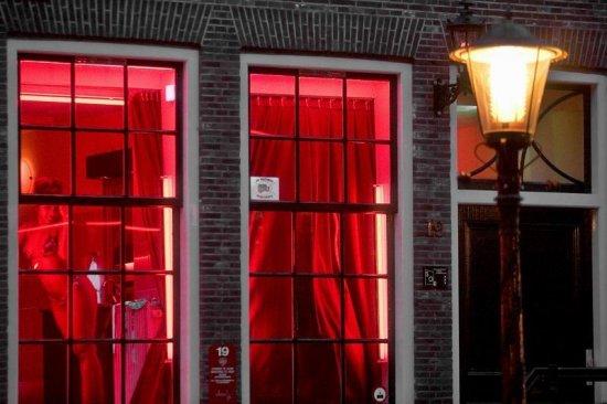 Квартал красных фонарей (40 фото)