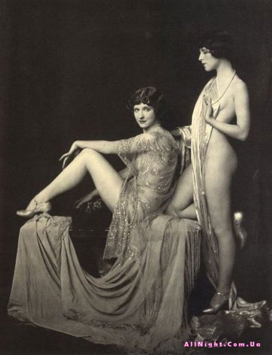 порно фото начала 20 века