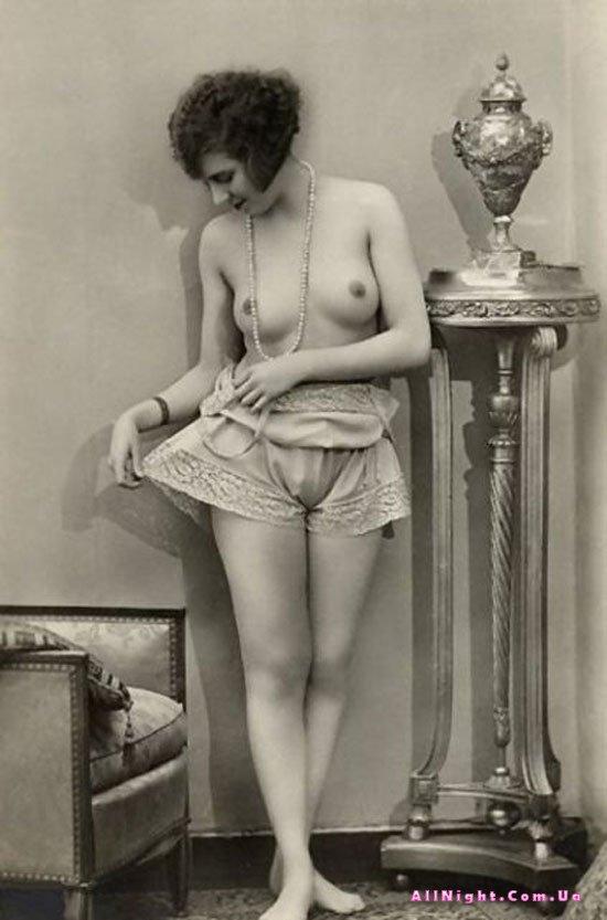 фото проститутки 30-х годов