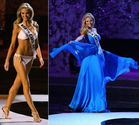 Мисс США 2009 (12 фото)