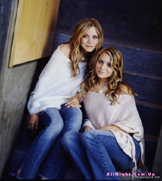 Классные двойняжки Olsen (24 фото)