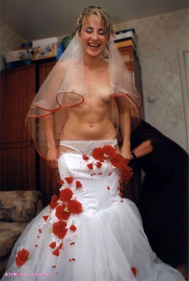 фото голые невесты видео