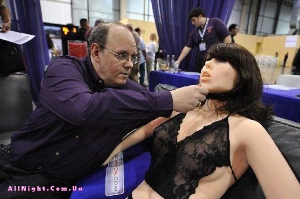 секс робот андроид может двигаться
