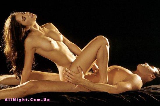 Секс в позе трамплин