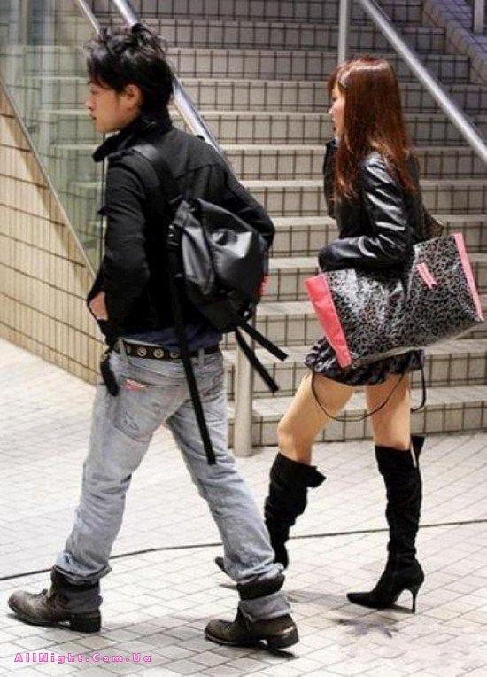 Японские модницы (38 фото) .