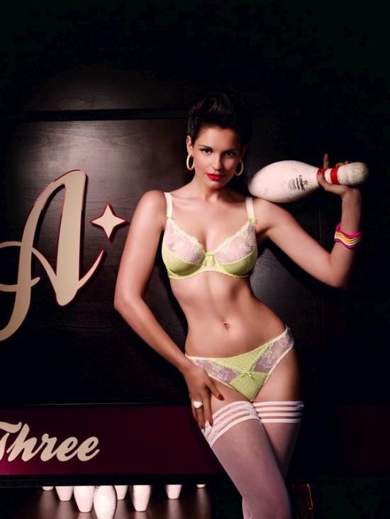 Реклама белья Freya Lingerie (7 фото)
