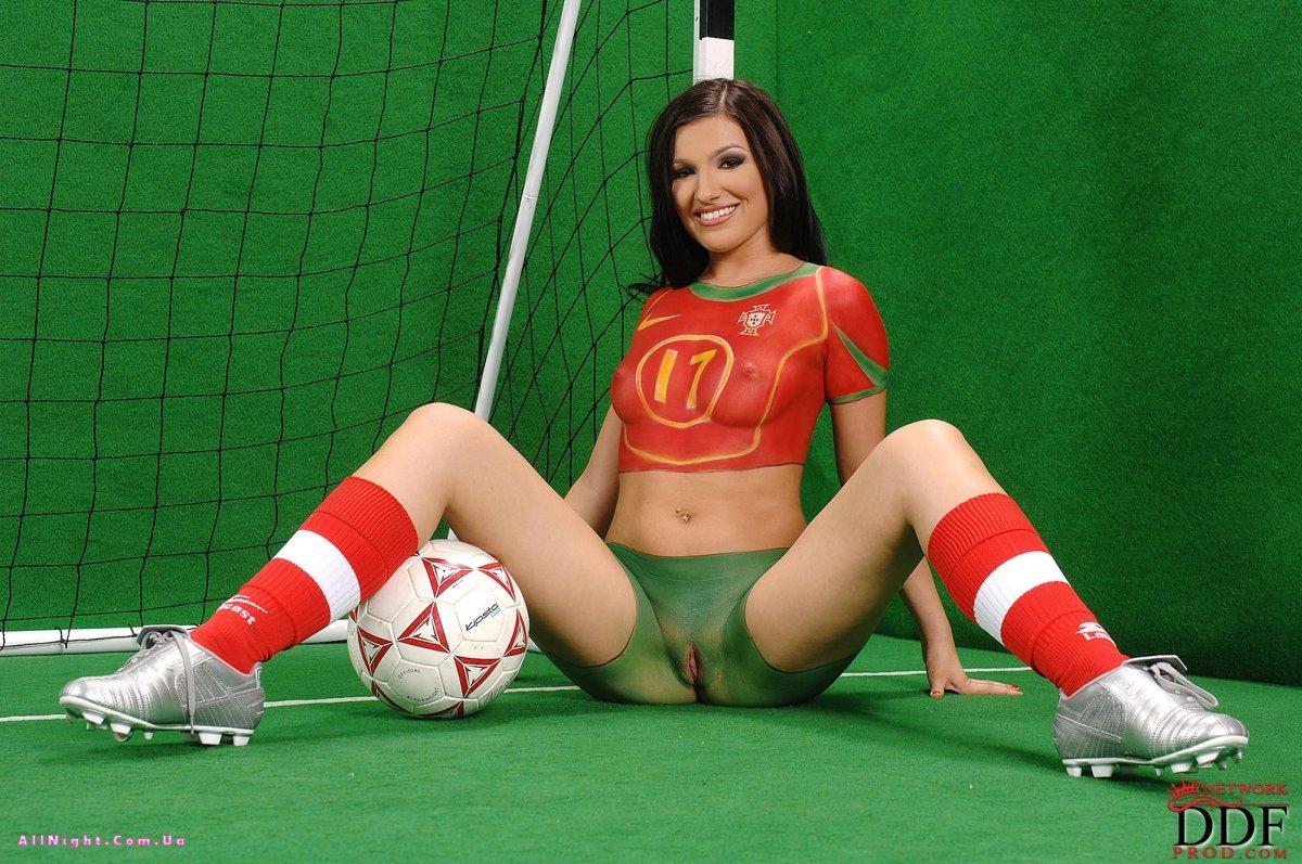 Футбольные болельщицы эротика 3 фотография