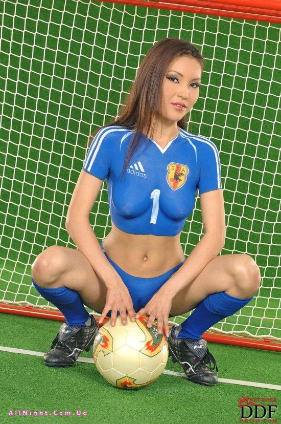 Смотреть онлайн эротика футбол