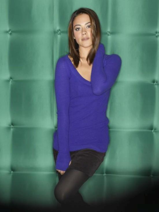 Милашка Camille Guaty (4 фото)