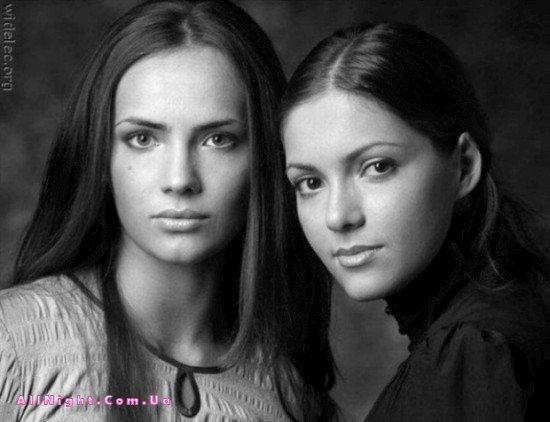 Симпатичные лица девушек (42 фото)