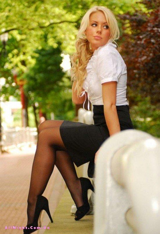 Коллекция фото красивых и стильных девушек (76 фото)