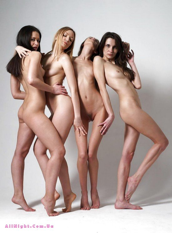 НЮ фотосессия девушек (14 фото)