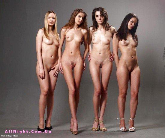 свежие фото голых девушек