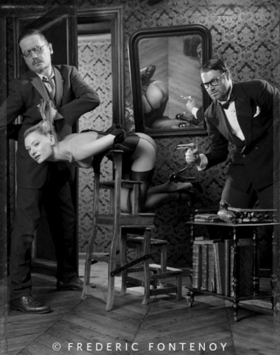 Эротика от фотографа Frederic Fontenoy (46 фото)
