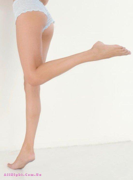 Ножки девушек (18 фото)