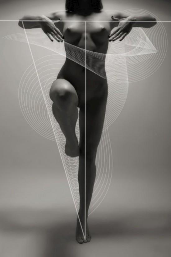Эротичная геометрия (10 фото)