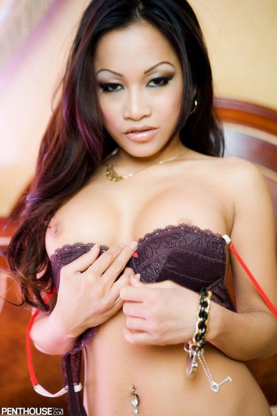 Модель азиатской внешности CJ Miles (16 фото)