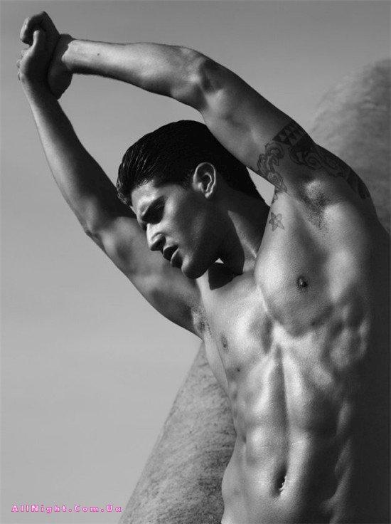 Спортивные мужчины (60 фото)