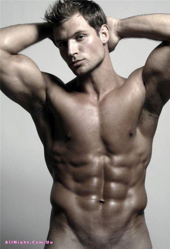 Фото Спортивного Обнаженного Мужчины