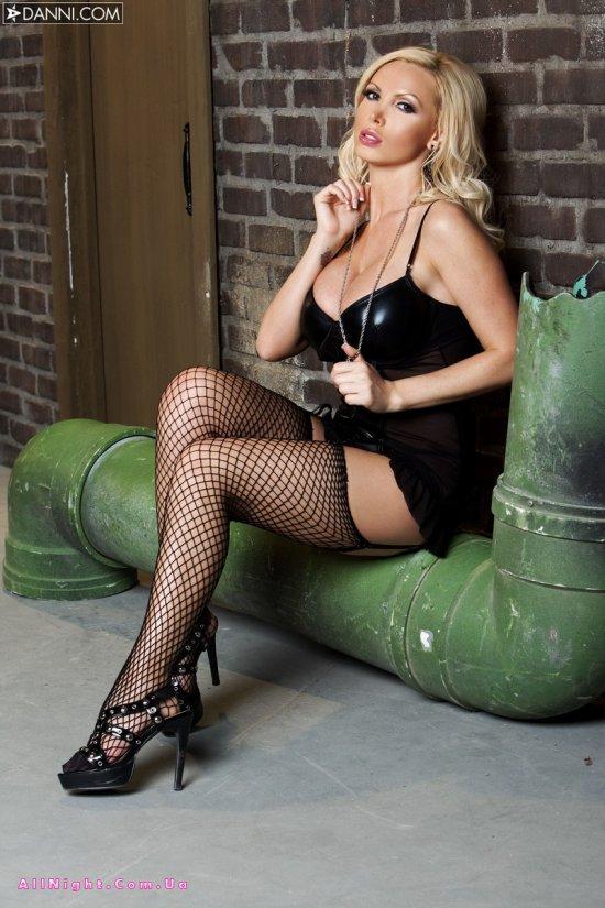 Образ сексуальности Nikki Benz (18 фото)