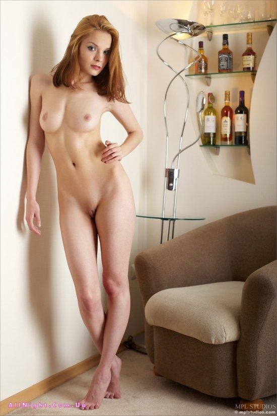 Эротика со сказочной моделью Kalista (16 фото)