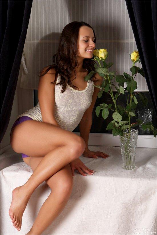Романтичное настроение Nastya (15 фото)