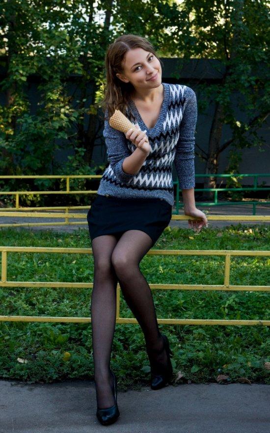 Изящная и очень молодая Nikia A (16 фото)