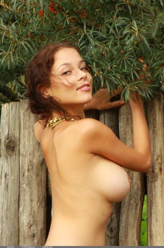 Nicolina в краях родного села (14 фото)