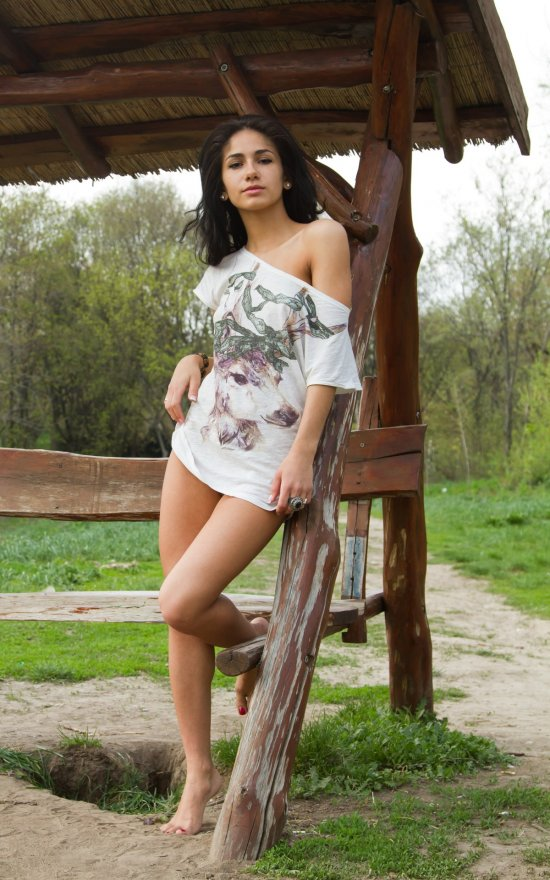 Эротическая история Malina (18 фото)