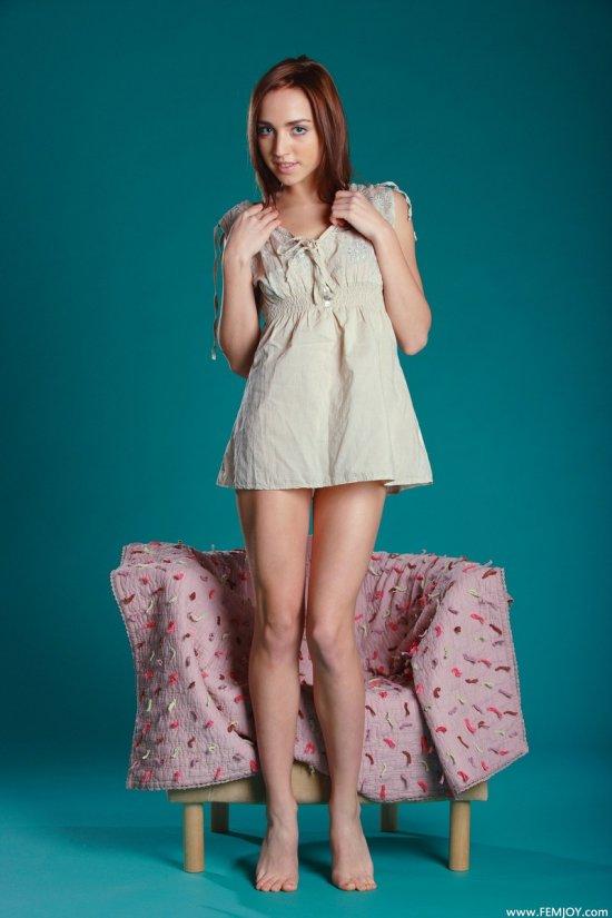 Талантливая модель Natalia в эротике (16 фото)