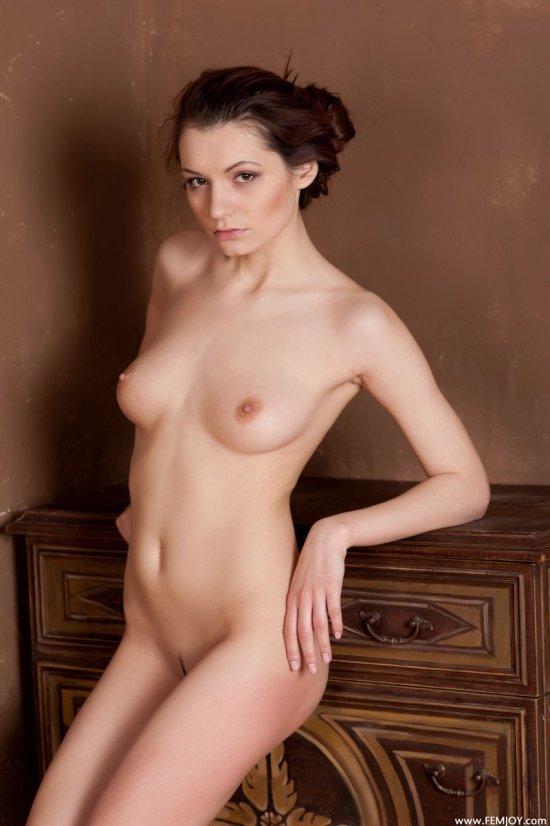 Вдохновляющие красоты тела Arina (12 фото)