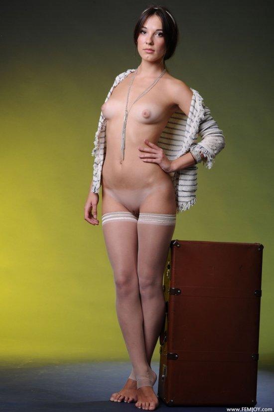 Истинно русская девица Alina (20 фото)