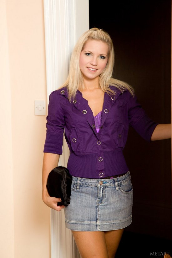 Точка интимного отрыва Jenni Gregg (20 фото)