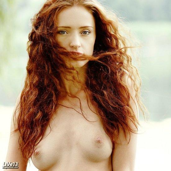Красивые этюды с голыми девушками от Игоря Легостаева (22 фото)