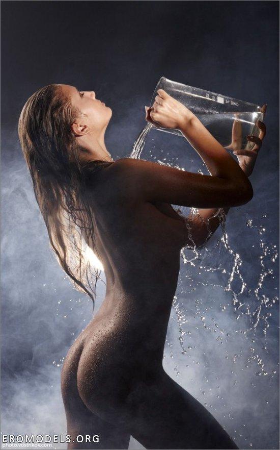 Откровения прекрасных дам в качественном портфолио Сергея Вострикова (36 фото)