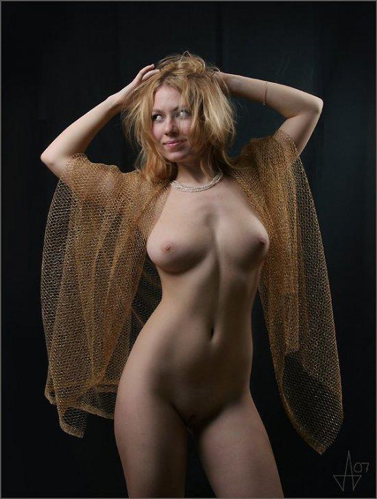 Достойная похвалы эротика из закромов Дмитрия Акимова (88 фото)