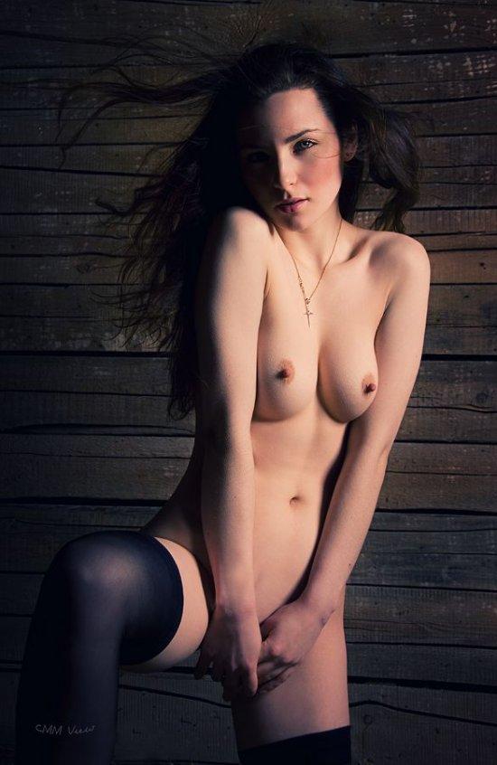 Видение прикрас голых девушек из обьектива Михаила Макаренкова (25 фото)