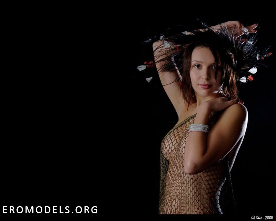 Ошеломляющие откровенные кадры девушек от stix (48 фото)